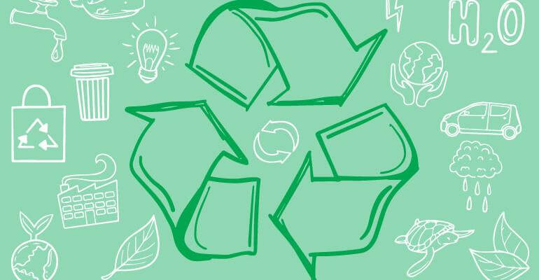 Rethinking Recycling Waste – To a Circular Economy