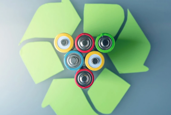 battery recycling Ecoactiv