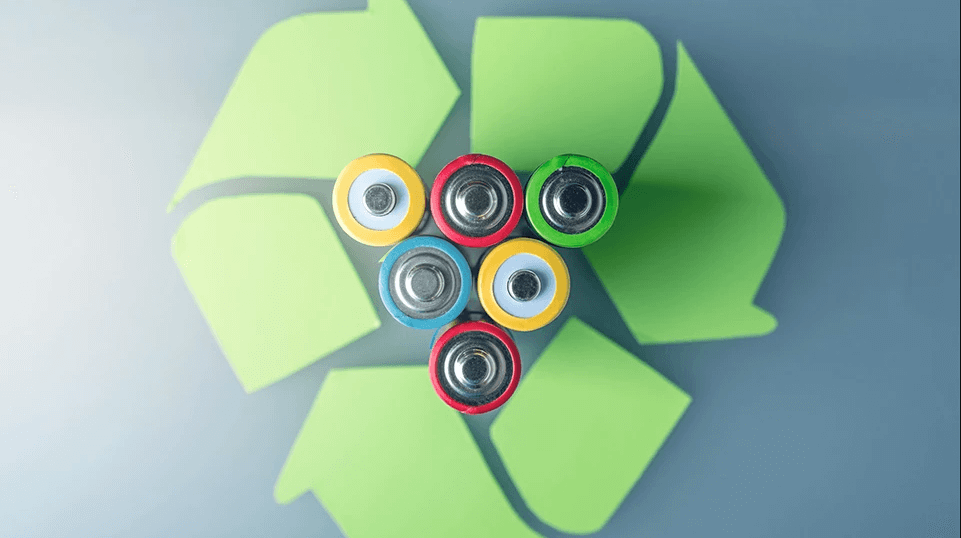 Remember to Recycle Your Old Batteries