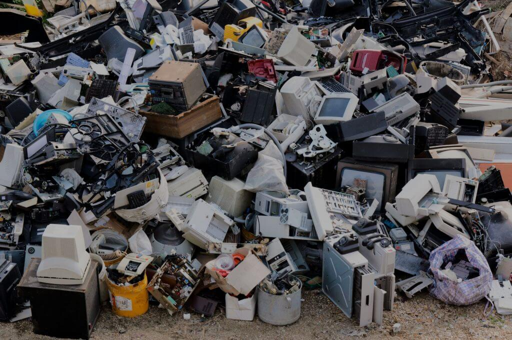 e waste disposal Ecoactiv