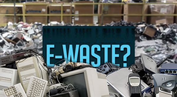 e waste cover photo