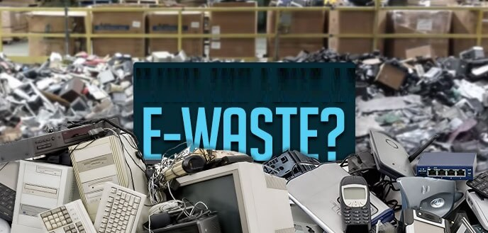 Why Businesses should take electronic waste disposal seriously?
