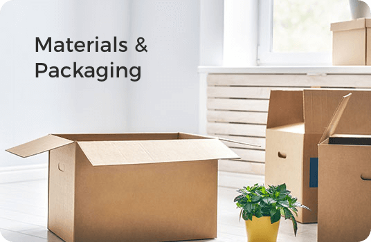 Materials Packaging