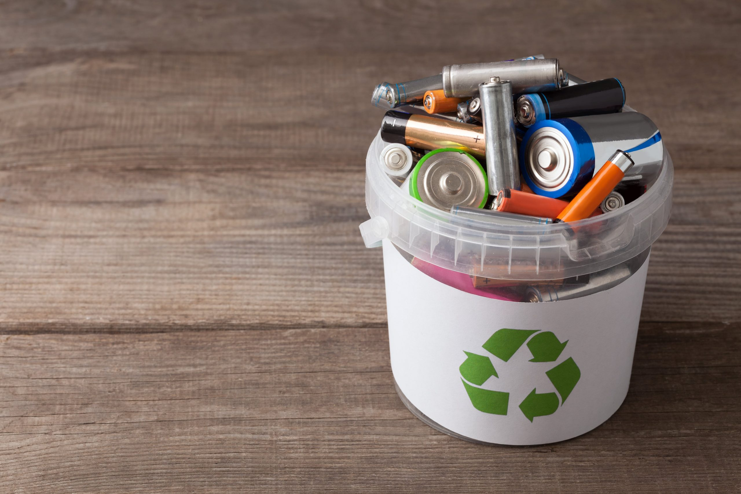 How are batteries recycled in Australia