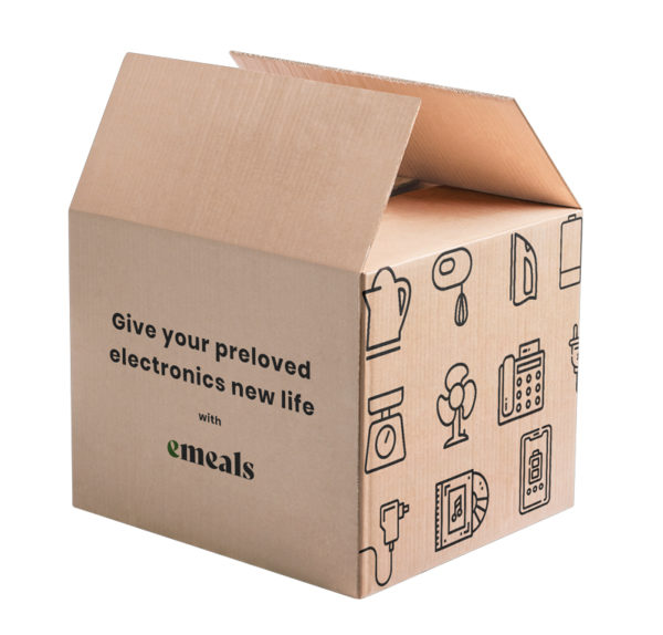 Ecoactiv Emeals Coles Box